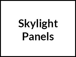 skylight panels